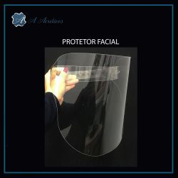 Protetor Facial Reutilizável - Face Shield