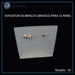 Expositor de Pares de Brincos  - 03